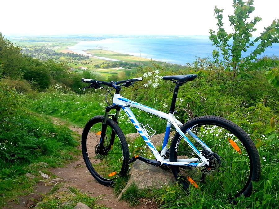 Aktiv weekend til vands, til fods og på cykel