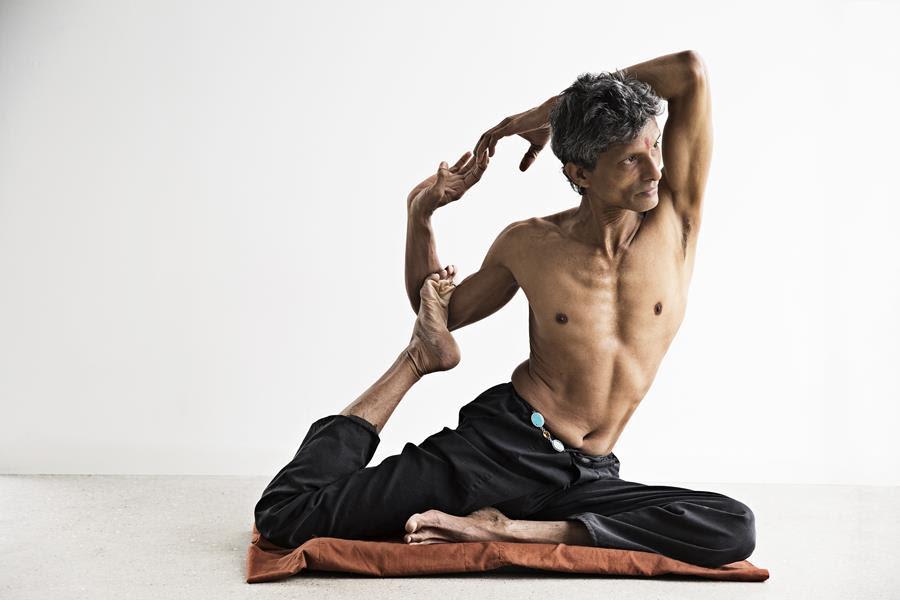 Drop-in yoga med Sarath