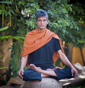 Yoga i efterårsferien med Sarath