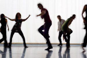 Improdans på Kirsebærgården